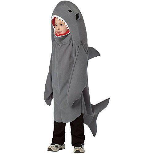 Amazon Rubie s Costume Deluxe Shark Romper Costume
