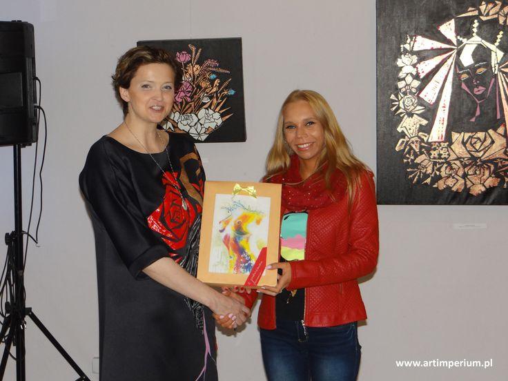 Amonaria - Magda Maciaszek - koszulka z obrazem