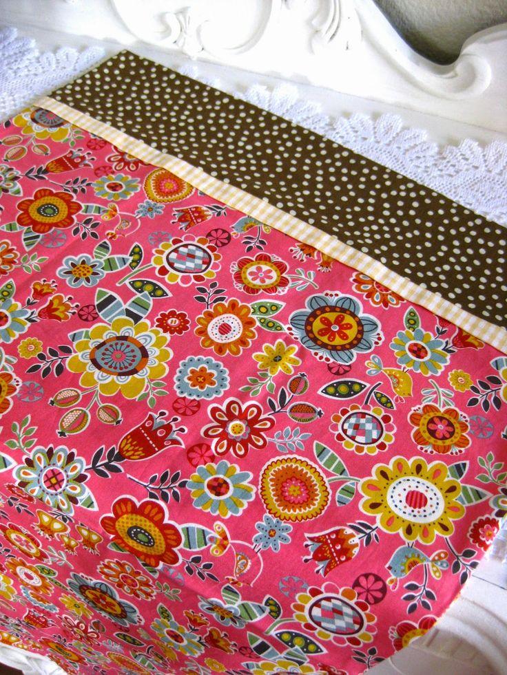 EASY Tube Pillowcase! Maryjane @ The Beehive Cottage