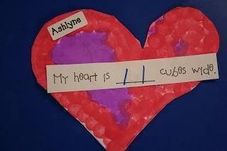 Mrs. Lee's Kindergarten: Valentine's Day Stuff and Goldilocks