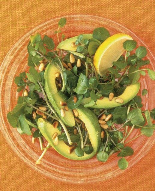Avocado and Watercress Salad | Recipe