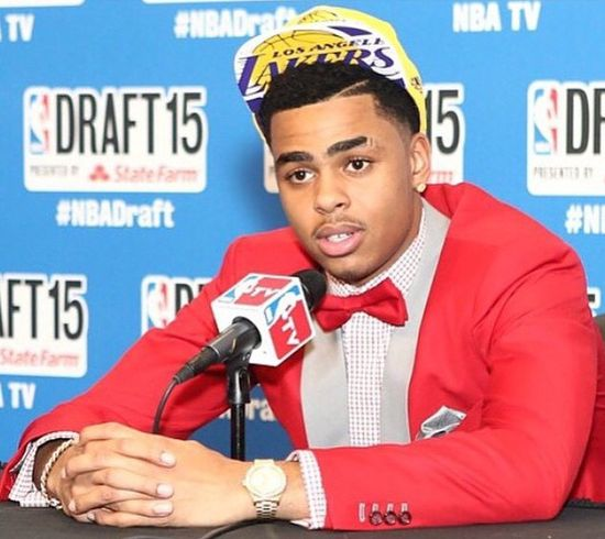 NBA Trade Rumors 2016: D'Angelo Russell Confident LA Lakers Will Not Trade Him - http://www.hofmag.com/nba-trade-rumors-2016-dangelo-russell-confident-la-lakers-will-not-trade/161912