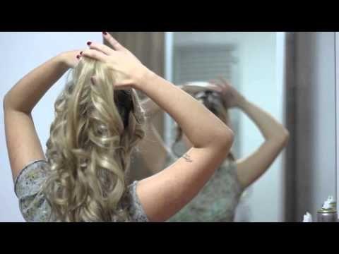 Passo a Passo de Penteado com Sylvio Rezende e produtos Lacan: Prático e fácil para arrasar! - YouTube