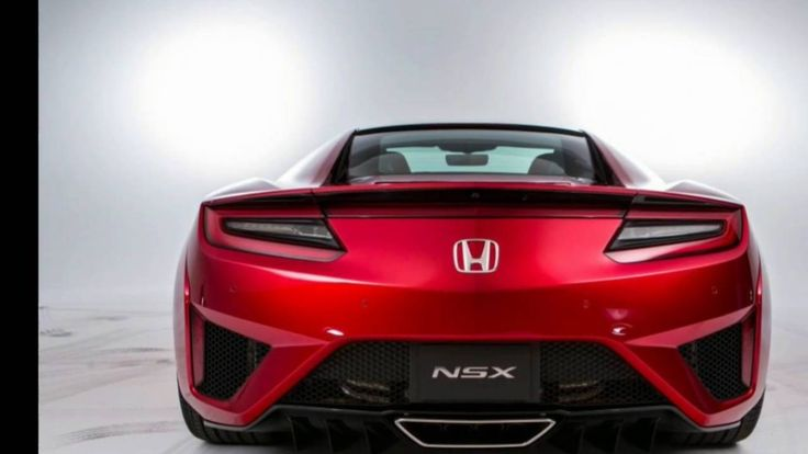 New Honda NSX 2016 - Design Details