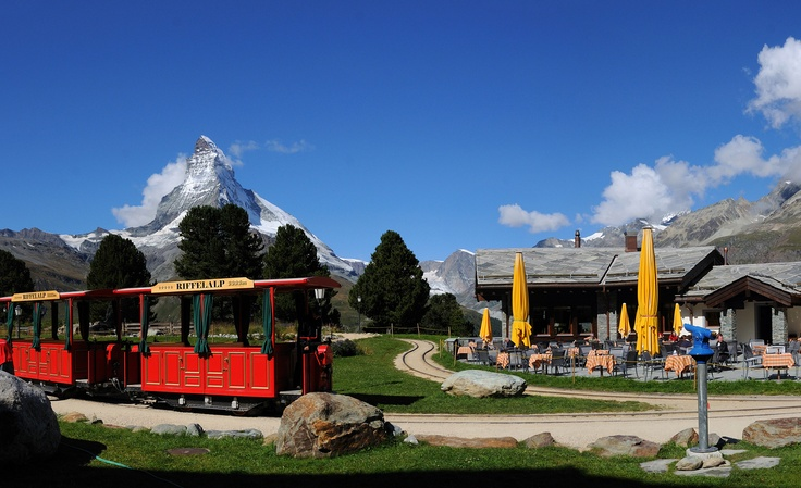 #Riffelalp Resort*****S -  2222m - luxury Hotel in Zermatt Matterhorn