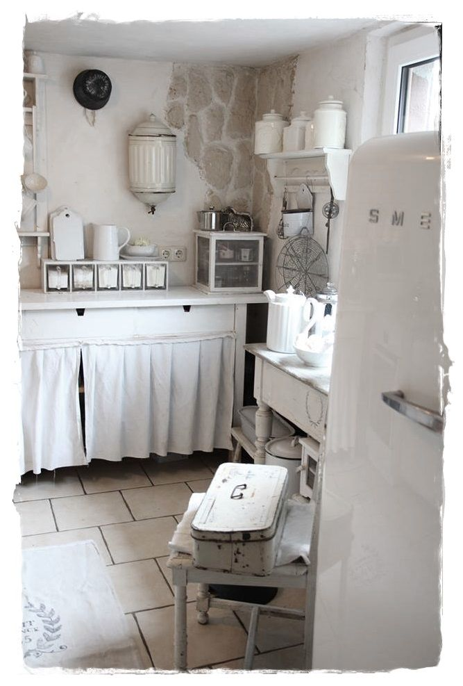 24 best Shabby Feeling images on Pinterest Feelings, Antique - küchen im retro stil