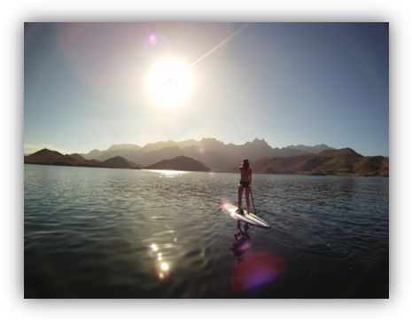 Beginners Guide to Standup Paddle Board