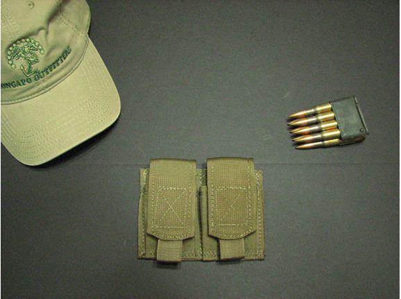 Equipment & Gear :: Garand Belt Pouch - Olongapo Outfitters