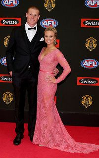AFL 2015 Media - Brownlow Medal Red Carpet Arrivals