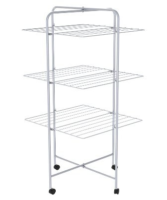 Trident 3 Mobile Drying Rack: Hills Clothesline Products: Retractable  Clotheslines, Rotary Clotheslines, Clothes Drying Racks And Portable  Clotheslines