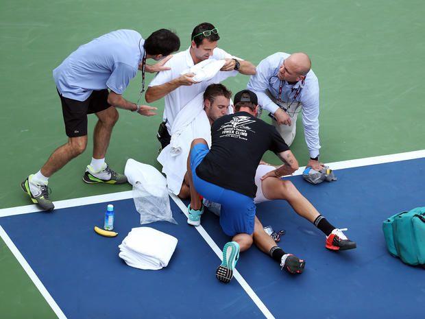 Jack Sock - 2015 U.S. Open Tennis Tournament Highlights - Pictures - CBS News
