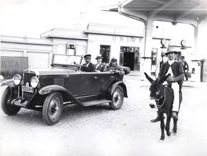 Bucureşti Scumpirea carburanților în anii 30