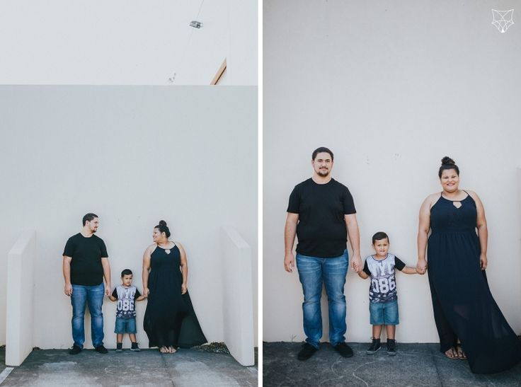 Maddy + Chris | Romantic family engagement session | White Fox Studios