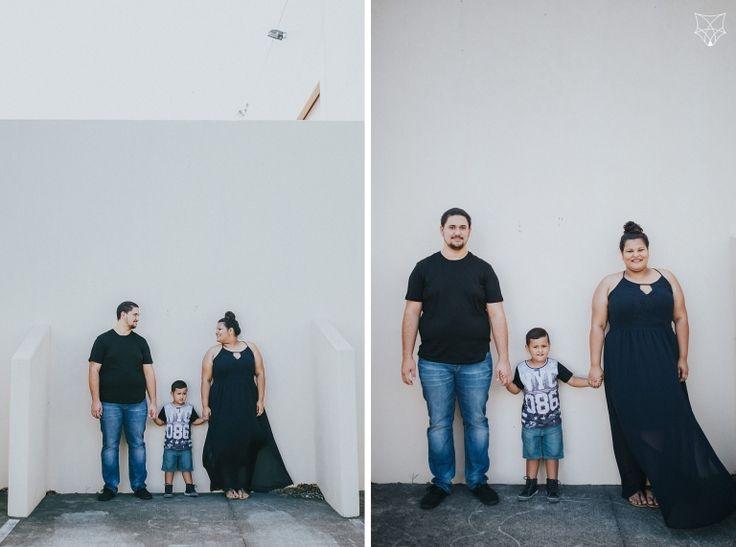Maddy + Chris | Romantic family engagement session | White Fox Studios
