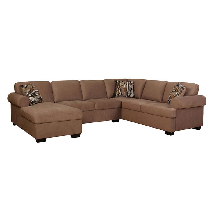 Porsche Corner Sectional With Chaise | Sectionals | Discount Direct Furniture  And Mattress Gallery 899.99