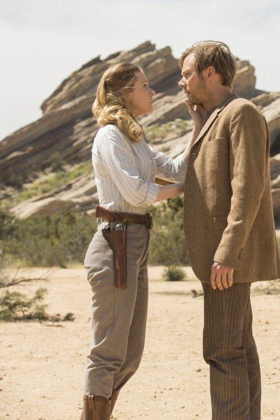 Dolores (Westworld) Season 1 Episode 8 HBO Series