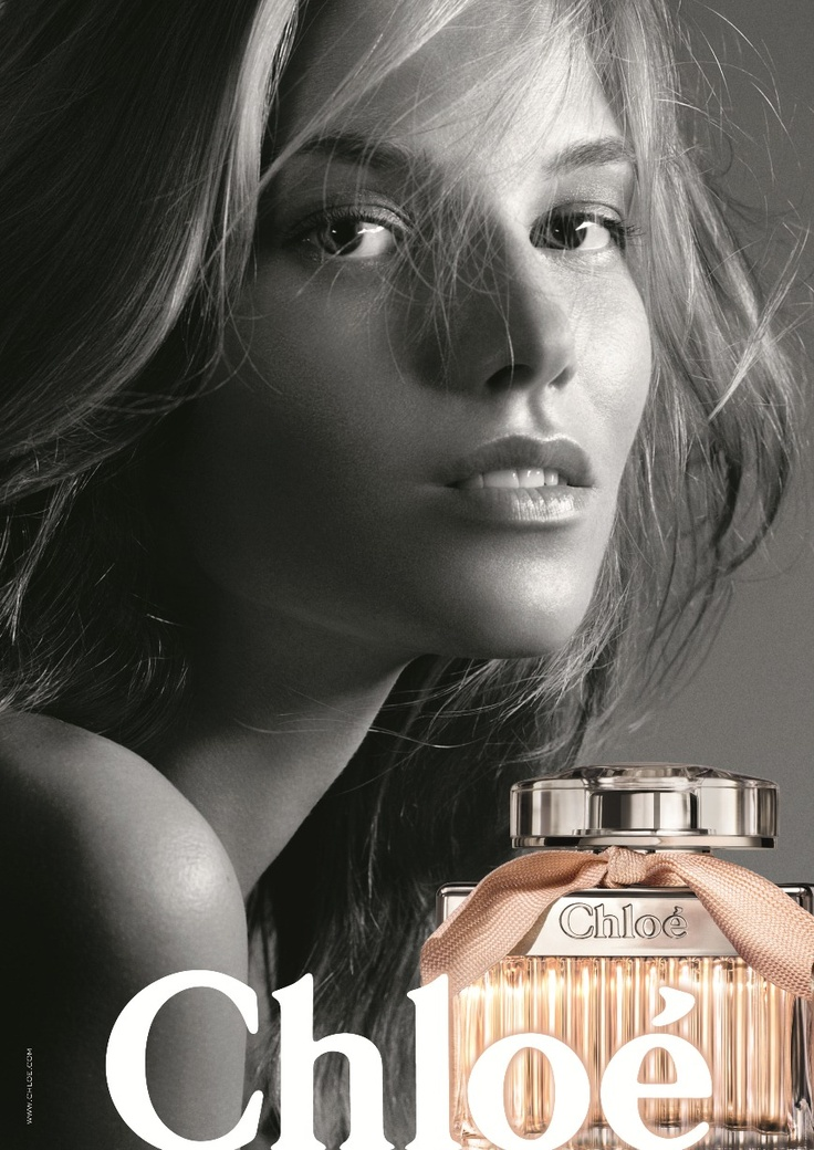 Fashionista Smile: Fashion, Beauty and Style: Meet the Model behind Chloé Eau de Parfum