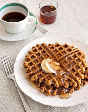 how to make krusteaz waffles better