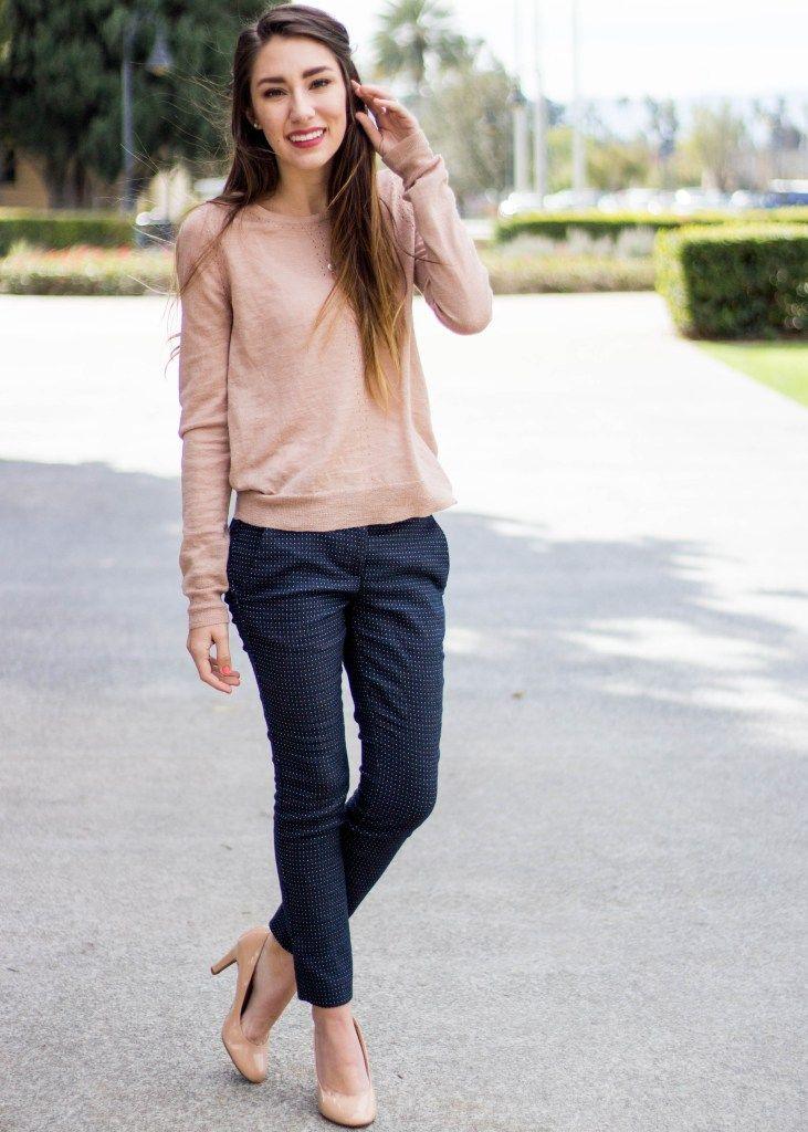 Best 25 Loft Outfits Ideas On Pinterest  Fall Vest -5811