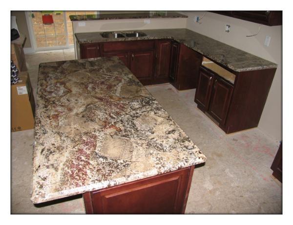 Brown Beauty Granite Countertops U0026 Island