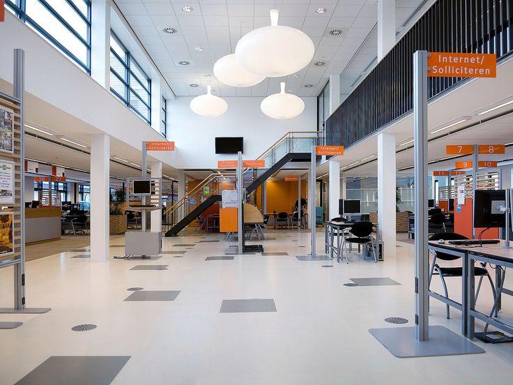 Multifloor ND-UNI Uni CWI Delft 002 landscape