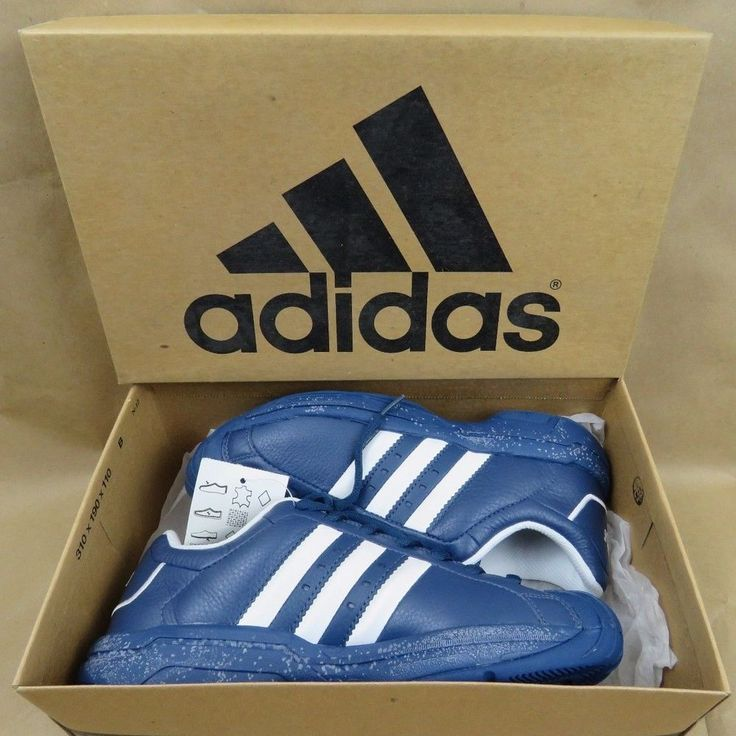 ADIDAS Superstar 2G Men's Basketball Shoes RARE BLUE 669164 NIB NEW Size 7 #adidas
