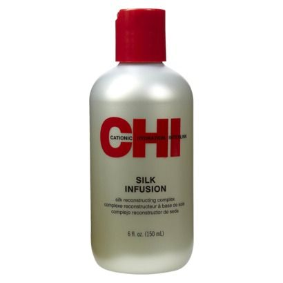 http://fave.co/1irKRic CHI Silk Infusion Recovery Complex - 6 oz Amazing heat protection for daily straightening!