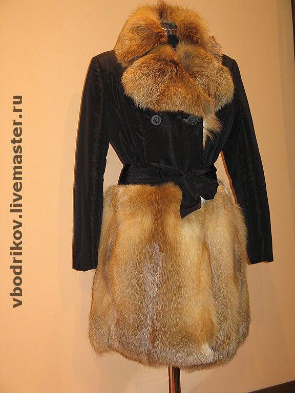 Купить или заказать пальто LORENZO в интернет-магазине на Ярмарке Мастеров. Оригинальное пальто. Авторский дизайн. Воротник и юбка из дикой рыжей лисы. Верх пальто на синтепоне. Возможно исполнение пальто с чернобурой лисой или блюфростом( на фото) Цену уточняйте, она будет выше !!! ПОЖАЛУЙСТА , ВНИМАТЕЛЬНО ЧИТАЙТЕ ПРАВИЛА НАШЕГО МАГАЗИНА !!!www.livemaster.