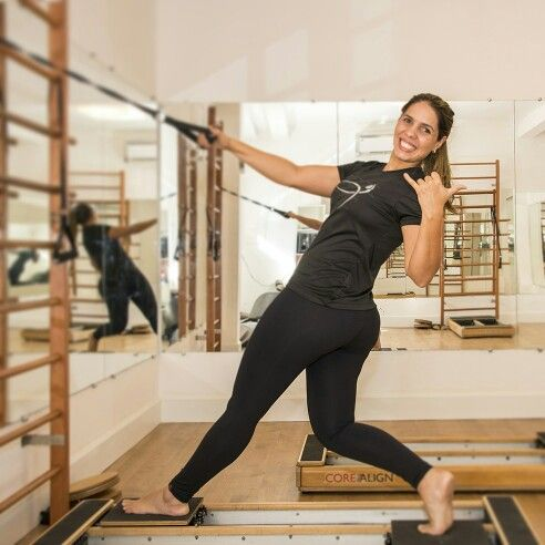 Corealign: funny and functional exercises
