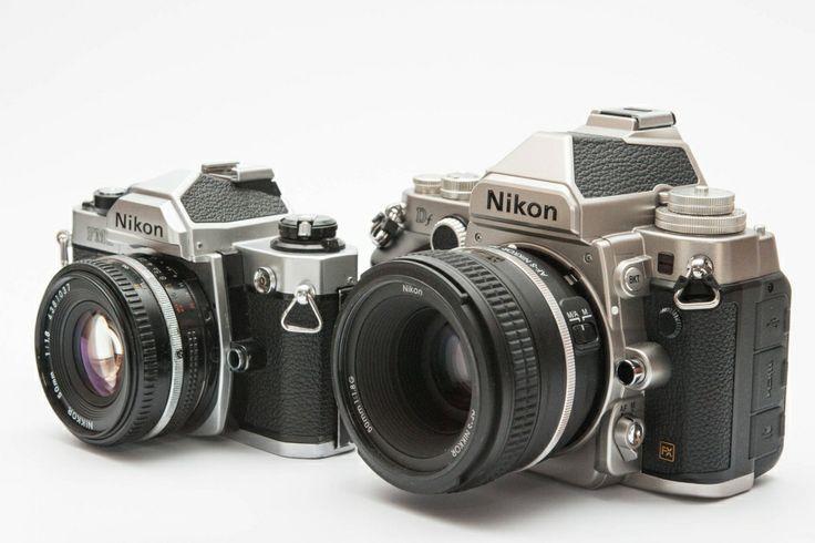 Nikon Df : Die Zeitmaschine - Drinnen & Draußen - FAZ