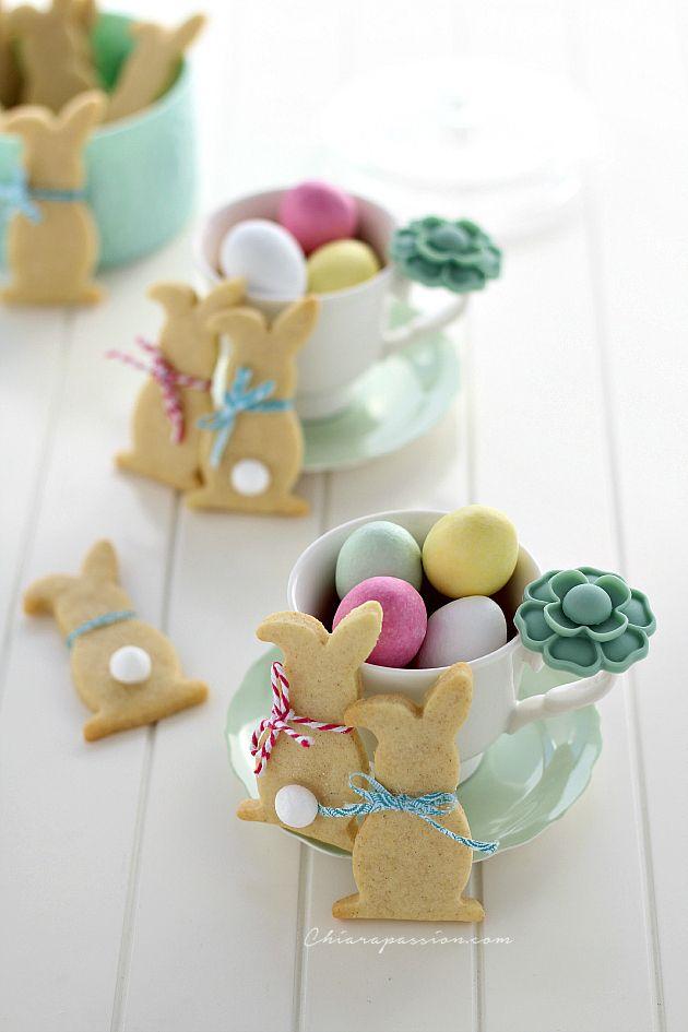 biscotti coniglietto