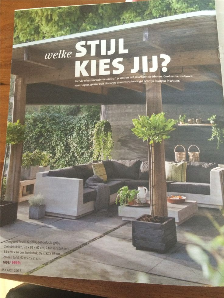 Find This Pin And More On Tuin / Buiten By Lidapostmus.
