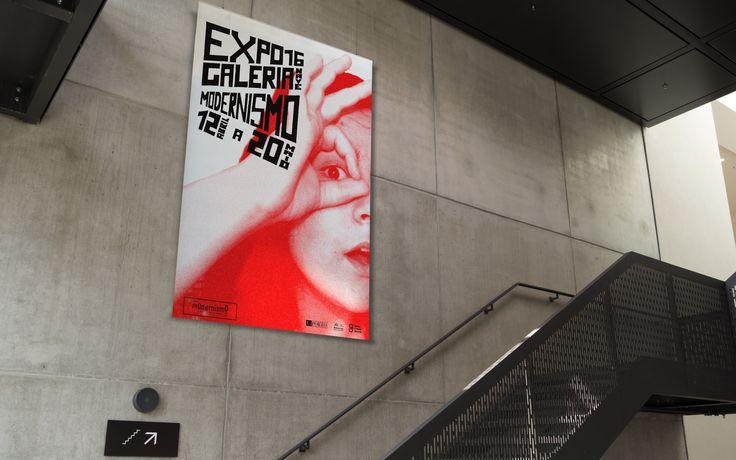 modernism project #modernismposter #graphicdesign #projectdesign