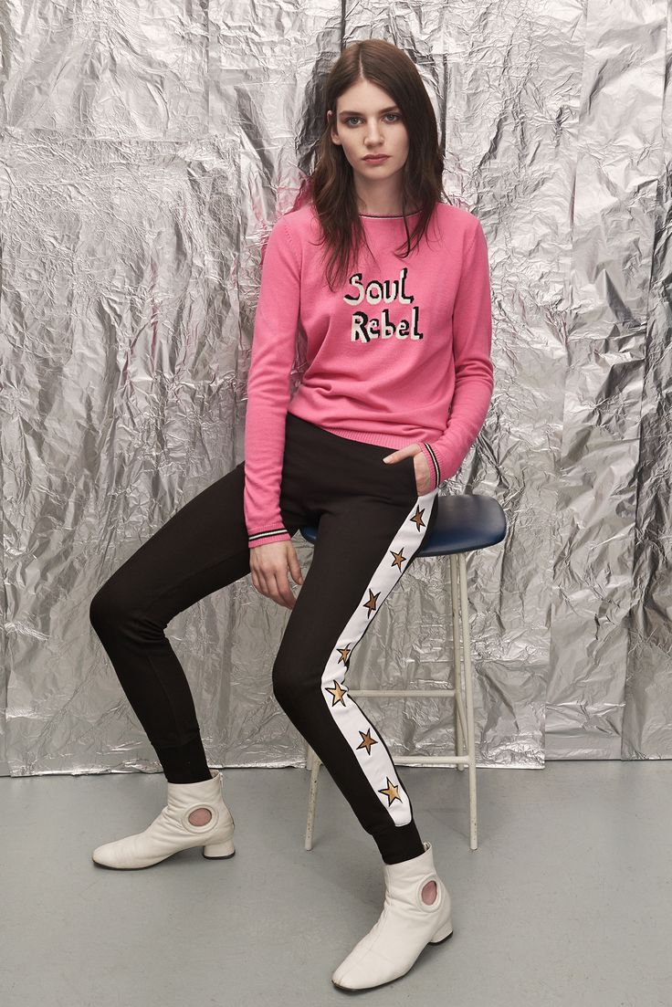 Exclusive: Bella Freud Mines Late '70s Punk and Glam Rock for Resort - Gallery - Style.com