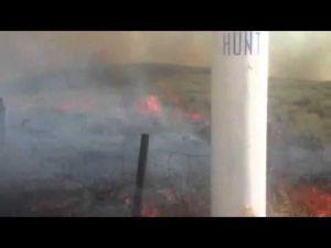 Youtube : VIDEO: McCan Fire burns near Soldier Mountain