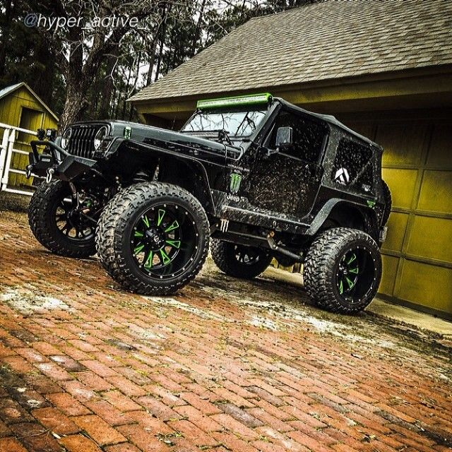 jeep wrangler tuning all terrain jeep pinterest trucks industrial and foxes. Black Bedroom Furniture Sets. Home Design Ideas