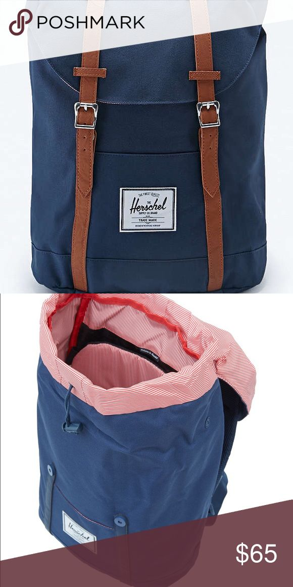 Herschel Retreat Backpack Great condition! Price reflects wear. Herschel Supply Company Bags Backpacks