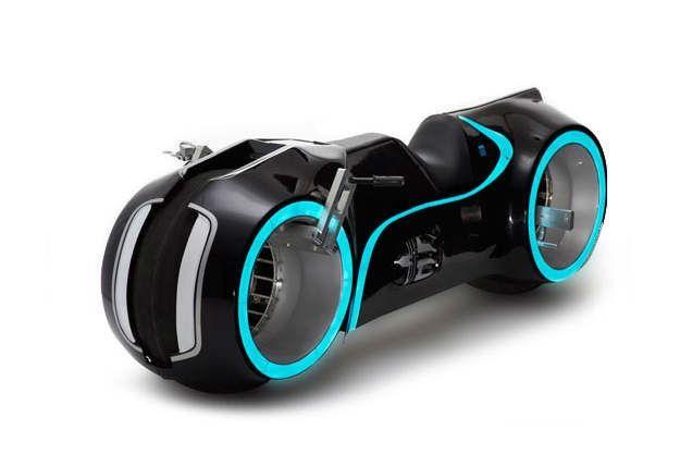 Electric Tron Lightcycle ($55,000)  ❤️ DesignAndTech.net