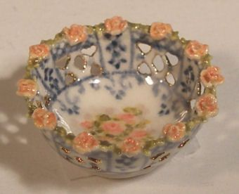 Pierced Bowl #70 by Teresa Welch from The China Closet