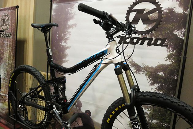 THE CROWDS AWARD…Bicycle KONA BIKES , Founded in 1988