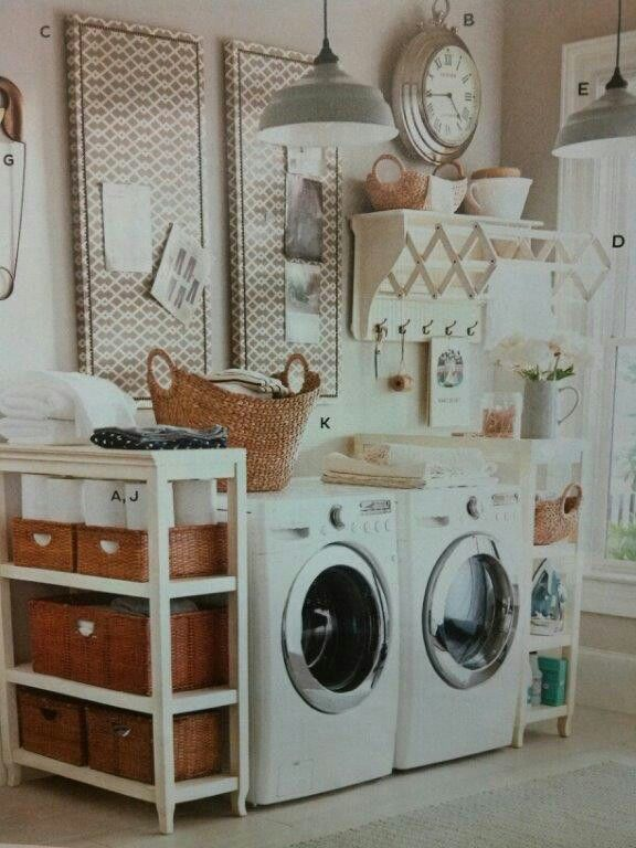 Only Laundry Room Re Do Featured In Ballard Design Catalog Home