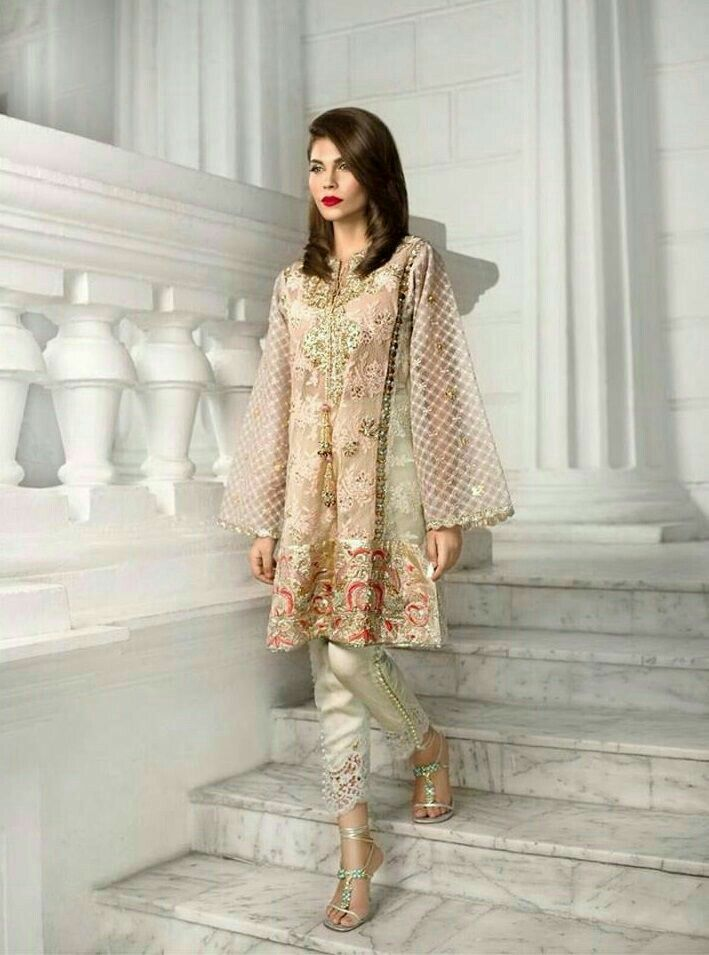 1000 Best Images About Pakistani 2016 2017 Style Dresses On Pinterest Eid Pakistani Dresses
