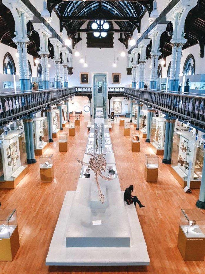 Museum The Hunterian, Glasgow - Map of Joy #mapofjoy #glasgow #scotland