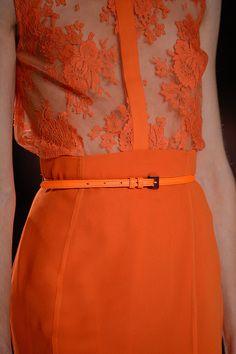 Love this color...Carolina Herrera