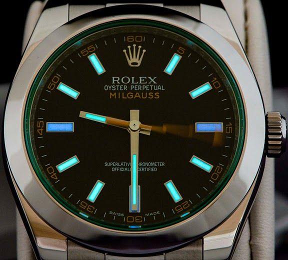 Milgauss Rolex Price