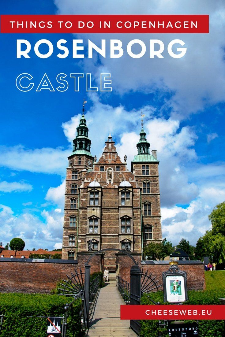 What's a very Dutch looking castle, filled with elephants, doing in the heart of the Danish capital? We decided to discover the secret facts aboutRosenborg Castle, in Copenhagen, Denmark, to find out.