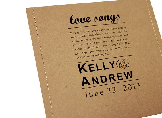 Rustic Wedding Favors, Rustic CD covers,Rustic Wedding CD Cover Favors, Kraft CD Covers, Kraft Disc Covers Set of 100