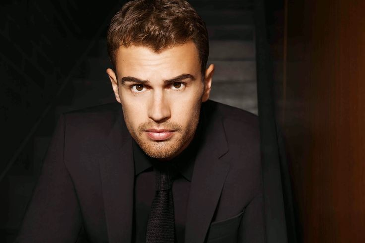 Actor Theo James becomes the new face of Boss Parfums | The Parisian Eye