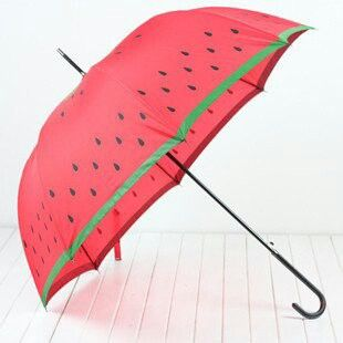 Watermelon umbrella cutest thing for a kid I want one
