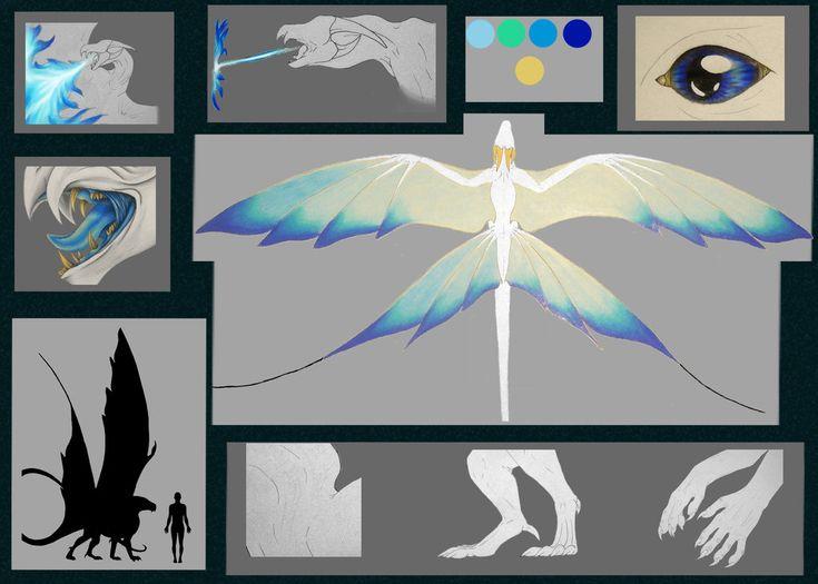 Aurora reference WIP by Roraima99.deviantart.com on @DeviantArt